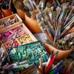 tekenen, schilderen, tekenen/schilderen
