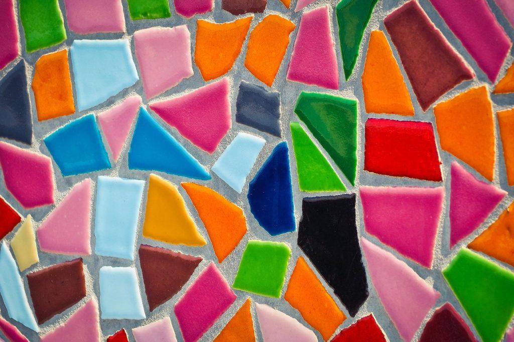 mozaieken, mozaïeken