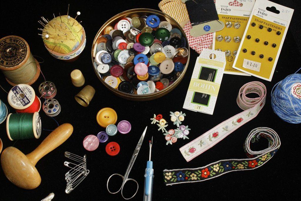 naaien, creatief allerlei